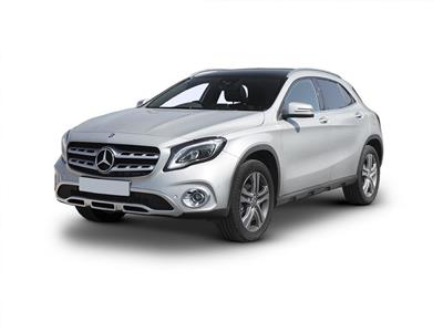 MERCEDES-BENZ GLA CLASS HATCHBACK (2017) 5dr GLA 180 Urban Edition 5dr Auto