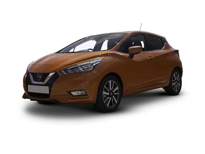 NISSAN MICRA HATCHBACK SPECIAL EDITION (2017) 5dr 1.5 dCi Bose Personal Edition 5dr