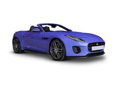 JAGUAR F-TYPE CONVERTIBLE SPECIAL EDITIONS (2017) 2dr