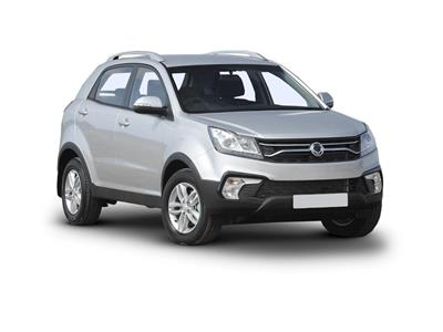 SSANGYONG KORANDO ESTATE SPECIAL EDITIONS (2017) 5dr 2.2 LE 5dr