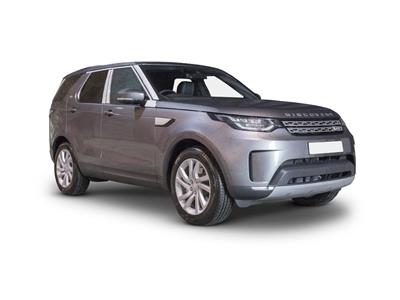 LAND ROVER DISCOVERY SW (2016) 5dr 2.0 Si4 HSE Luxury 5dr Auto