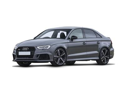 AUDI RS 3 SALOON (2017) 4dr 2.5 TFSI RS 3 Quattro 4dr S Tronic