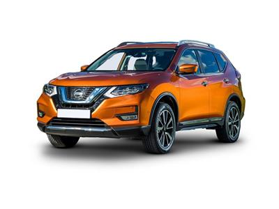 NISSAN X-TRAIL DIESEL STATION WAGON (2017) 5dr 1.6 dCi N-Connecta 5dr 4WD [7 Seat]