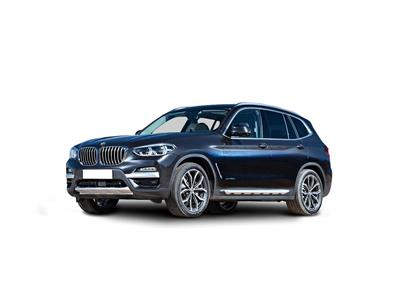 BMW X3 ESTATE (2017) 5dr