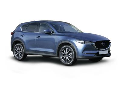 MAZDA CX-5 DIESEL ESTATE 5dr 2.2d Sport Nav+ 5dr [Safety Pack]