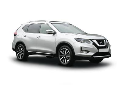 NISSAN X-TRAIL DIESEL STATION WAGON (2017) 5dr 1.7 dCi Visia [Smart Vision Pack] 5dr [7 Seat]