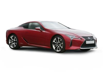 LEXUS LC COUPE SPECIAL EDITIONS (2017) 2dr 500 5.0 [464] Limited Edition 2dr Auto [Naples]