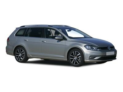 VOLKSWAGEN GOLF DIESEL ESTATE 5dr 1.6 TDI Match 5dr