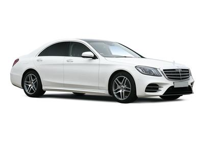 MERCEDES-BENZ S CLASS SALOON SPECIAL EDITIONS (2019) 4dr