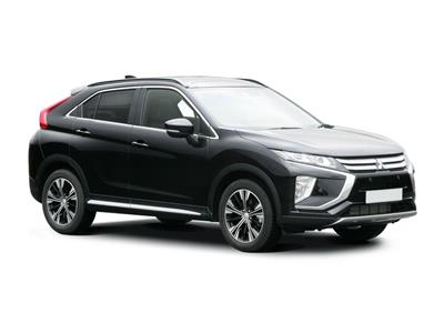 MITSUBISHI ECLIPSE CROSS HATCHBACK SPECIAL EDITIO 5dr 1.5 Black 5dr