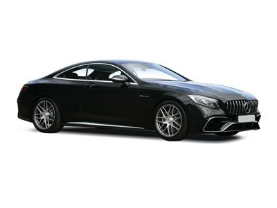 MERCEDES-BENZ S CLASS AMG COUPE 2dr S63 [612] Premium 2dr MCT