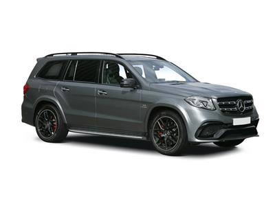 MERCEDES-BENZ GLS AMG ESTATE (2016) 5dr GLS 63 4Matic 5dr 7G-Tronic