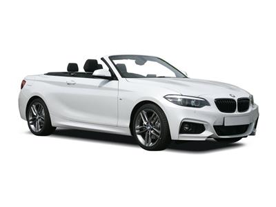 BMW 2 SERIES DIESEL CONVERTIBLE (2017) 2dr