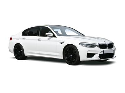 BMW M5 SALOON (2018) 4dr M5 4dr DCT [Competition Pack]