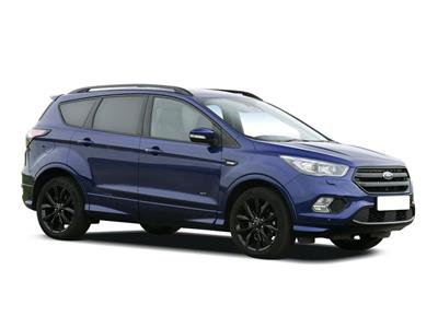 FORD KUGA ESTATE (2016) 5dr