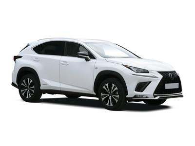 LEXUS NX ESTATE (2017) 5dr 300h 2.5 5dr CVT [Navigation]