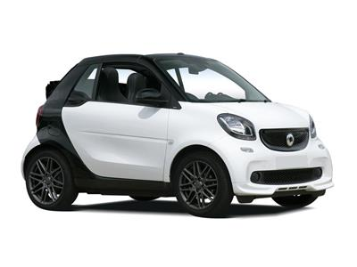 SMART FORTWO CABRIO SPECIAL EDITIONS (2018) 2dr 60kW EQ Edition Nightsky 17kWh 2dr Auto [22kWCh]