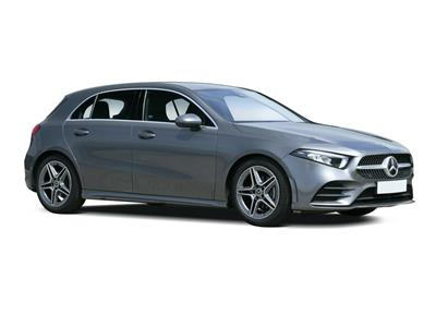 MERCEDES-BENZ A CLASS HATCHBACK SPECIAL EDITIONS 5dr A200 Exclusive Edition 5dr