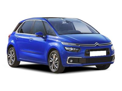 CITROEN C4 SPACETOURER DIESEL ESTATE (2018) 5dr