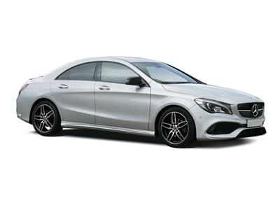 MERCEDES-BENZ CLA CLASS COUPE (2016) 4dr CLA 180 AMG Line Edition 4dr