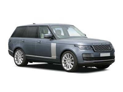 LAND ROVER RANGE ROVER ESTATE (2018) 4dr
