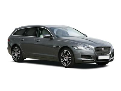 JAGUAR XF SPORTBRAKE SPECIAL EDITIONS 5dr 2.0d [180] Chequered Flag 5dr Auto AWD