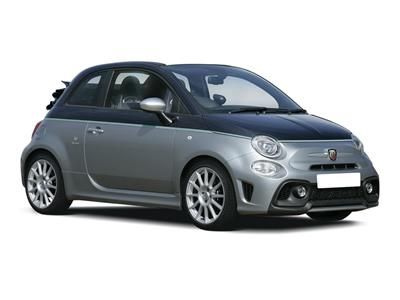 ABARTH 695C CONVERTIBLE SPECIAL EDITION 2dr
