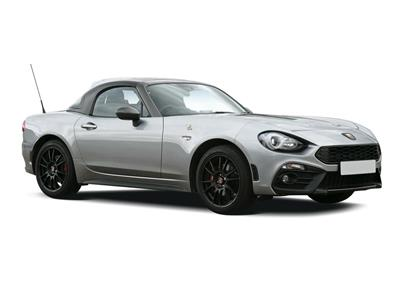 ABARTH 124 SPIDER ROADSTER SPECIAL EDITION (2018) 2dr 1.4 T MultiAir GT 2dr
