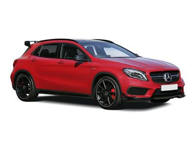 MERCEDES-BENZ GLA CLASS AMG HATCHBACK (2017) 5dr GLA 45 4Matic 5dr Auto