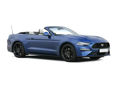FORD MUSTANG CONVERTIBLE (2018) 2dr