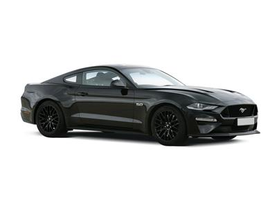 FORD MUSTANG FASTBACK (2018) 2dr