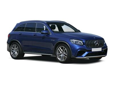 MERCEDES-BENZ GLC AMG ESTATE SPECIAL EDITION (2017) 5dr GLC 63 S 4Matic Edition 1 5dr 9G-Tronic