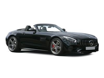 MERCEDES-BENZ AMG GT ROADSTER (2017) 2dr