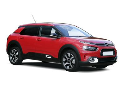 CITROEN C4 CACTUS HATCHBACK 5dr 1.2 PureTech 130 Flair EAT6 5dr