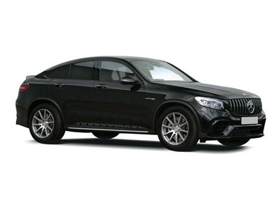 MERCEDES-BENZ GLC AMG COUPE (2016) 5dr GLC 43 4Matic Premium Plus 5dr 9G-Tronic