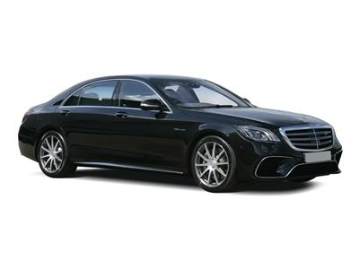 MERCEDES-BENZ S CLASS AMG SALOON (2017) 4dr