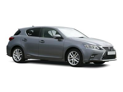LEXUS CT HATCHBACK (2017) 5dr