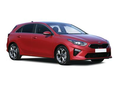 KIA CEED HATCHBACK (2018) 5dr 1.4T GDi ISG 3 5dr DCT