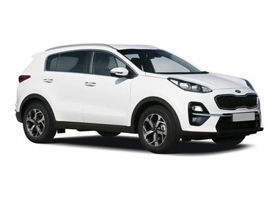 KIA SPORTAGE ESTATE (2018) 5dr