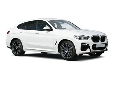 BMW X4 ESTATE 5dr xDrive M40i 5dr Step Auto