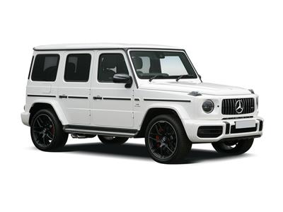MERCEDES-BENZ G CLASS AMG STATION WAGON SPECIAL EDIT (2018) 5dr G63 Edition 1 5dr Tip Auto