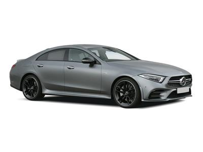 MERCEDES-BENZ CLS AMG COUPE (2018) 4dr CLS 53 4Matic+ 4dr TCT