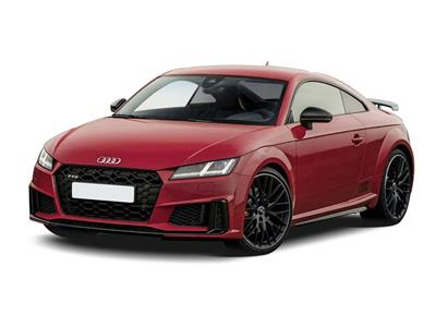 AUDI TT COUPE SPECIAL EDITIONS (2018) 2dr