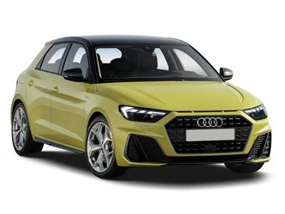AUDI A1 SPORTBACK SPECIAL EDITIONS (2018) 5dr 35 TFSI S Line Contrast Edition 5dr S Tronic