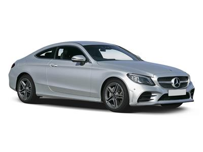 MERCEDES-BENZ C CLASS AMG COUPE SPECIAL EDITIONS 2dr C63 S Night Edition Premium Plus 2dr MCT