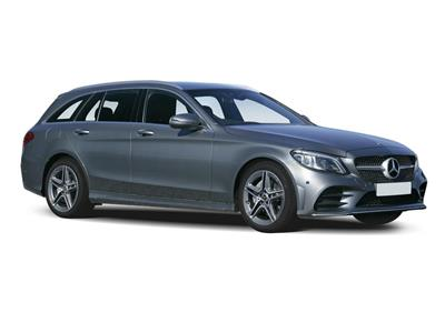 MERCEDES-BENZ C CLASS ESTATE (2018) 5dr