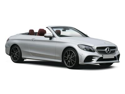 MERCEDES-BENZ C CLASS CABRIOLET SPECIAL EDITIONS 2dr C220d AMG Line Night Ed Premium Plus 2dr 9G-Tronic