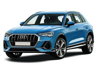 AUDI Q3 ESTATE (2018) 5dr