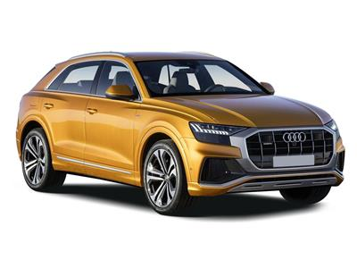 AUDI Q8 ESTATE (2019) 5dr