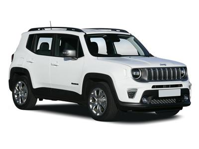 JEEP RENEGADE HATCHBACK (2018) 5dr